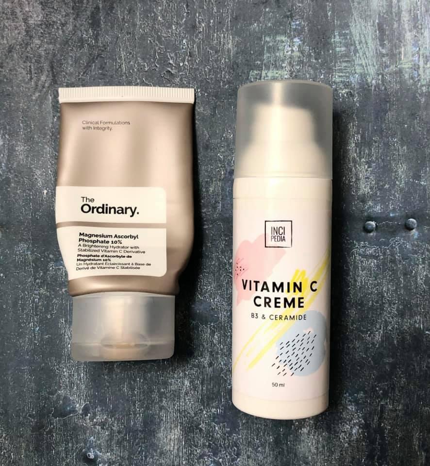 Reizarme Pflege – Gastreview Angelika- Heute strahlend schöne Haut mit Vitamin C