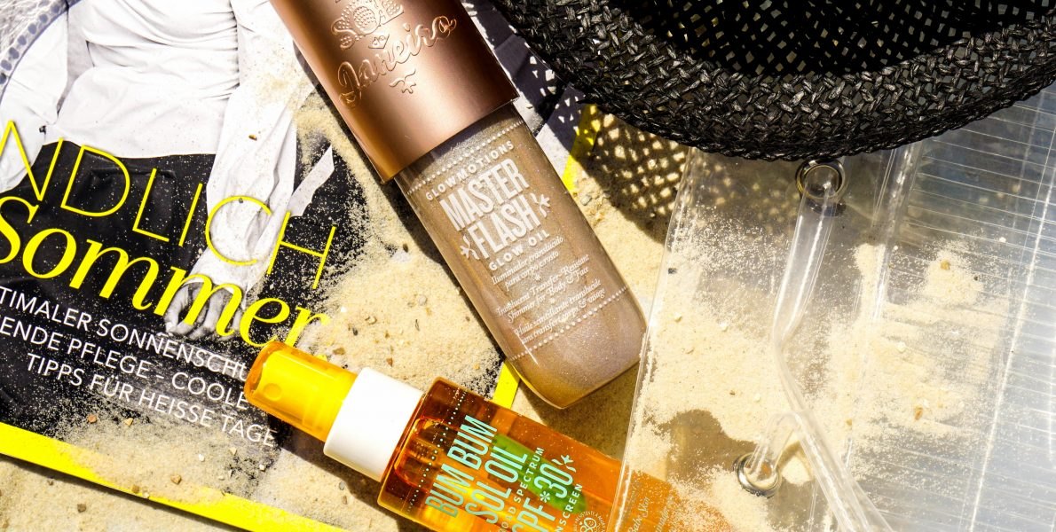SOL DE JANEIRO Bum Bum Sol Oil SPF 30 & Masterflash Glow Oil - Highendlove