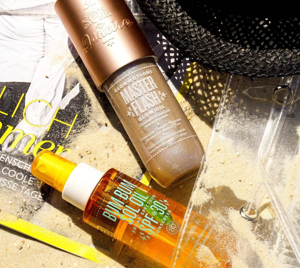 SOL DE JANEIRO Bum Bum Sol Oil SPF 30 & Masterflash Glow Oil - Highendlove