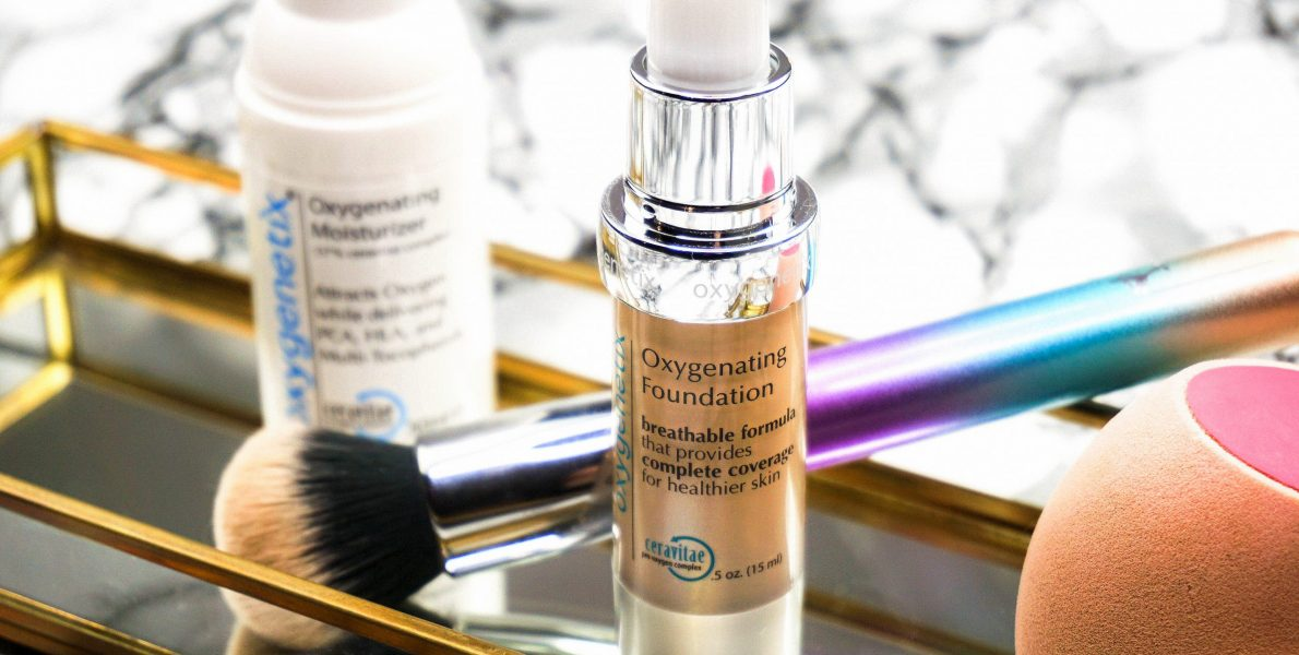 OXYGENATING Foundation - Highendlove