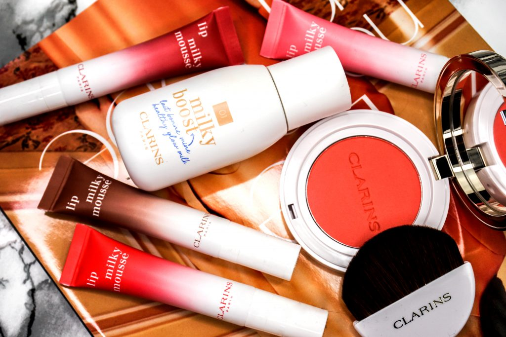 CLARINS Milk Shake Collection - Highendlove