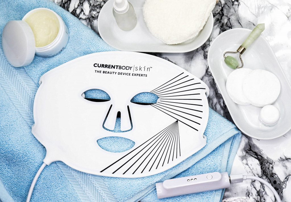 CURRENTBODY Skin LED Lichttherapie Maske - Highendlove