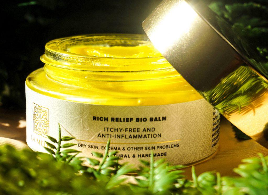 LA MELEA Rich Hydrating Day & Nourishing Night & Magic Relief Cream & Glow Serum - Highendlove