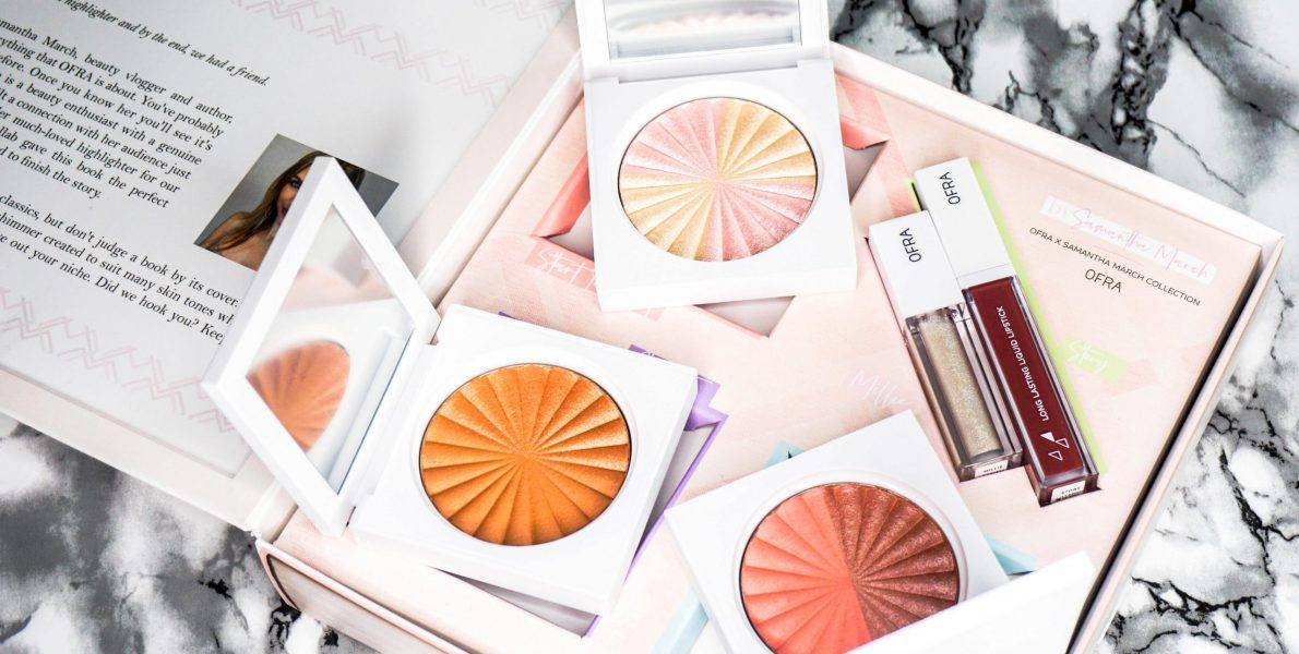 OFRA X Samantha March Collection - Highendlove