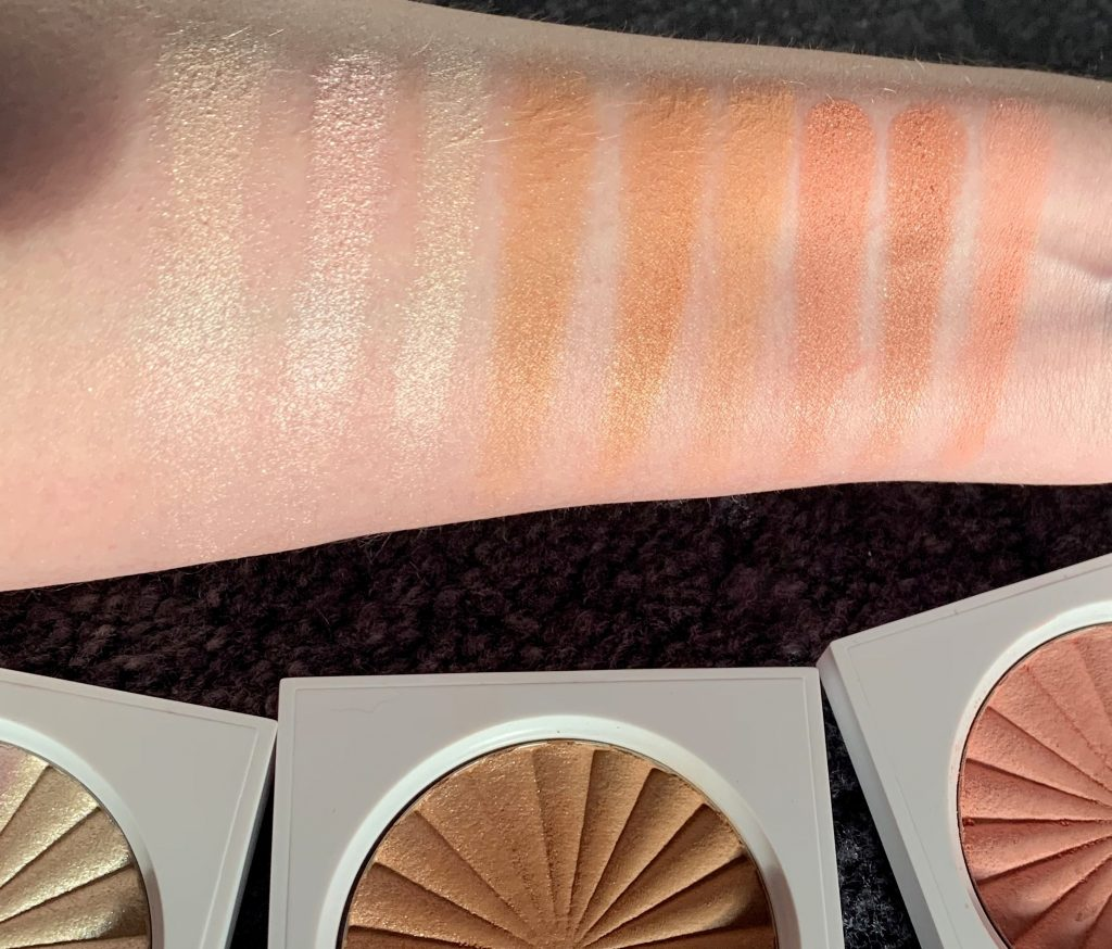 OFRA X Samantha March Collection Swatches - Highendlove