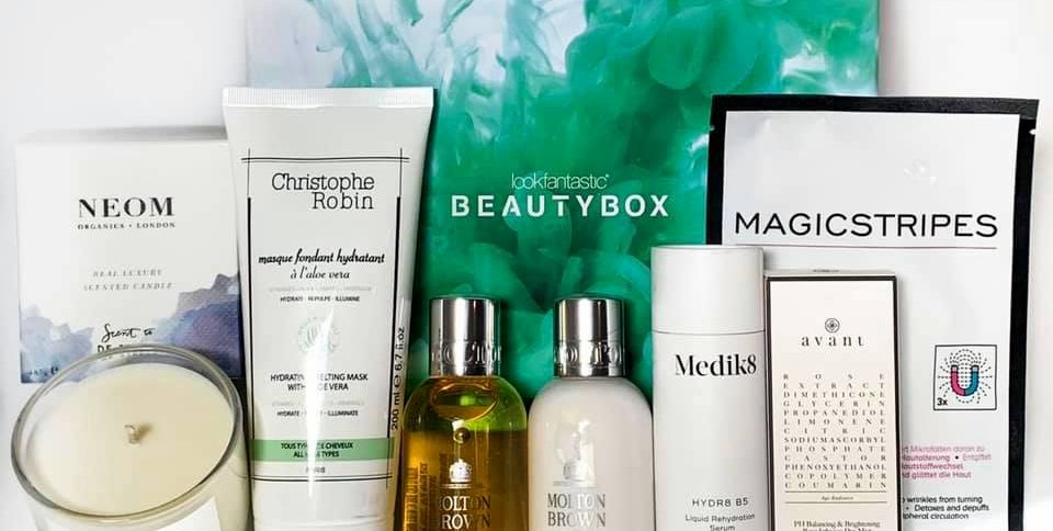 LOOKFANTASTIC The Science of Beauty Limited Edition Beauty Box - Highendlove