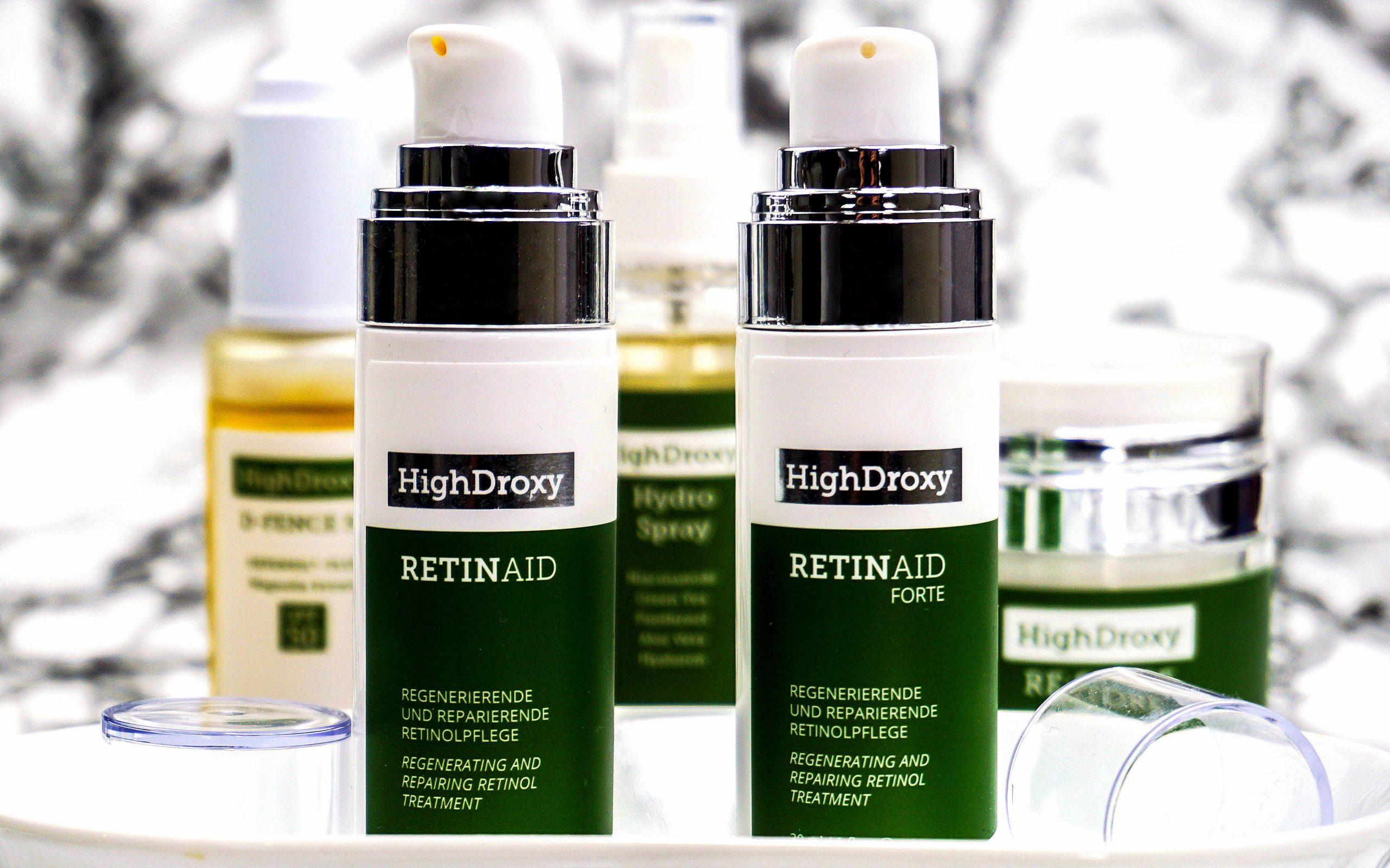 HIGHDROXY Retinaid & Retinaid Forte - Highendlove